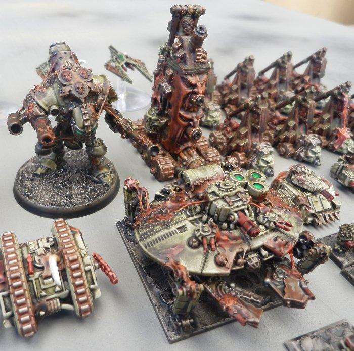 WargamerAU Forums > Death Guard for Epic Armageddon