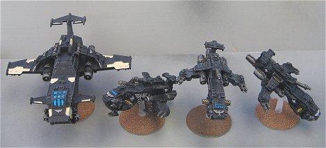 [VENDU] Armée SM (environ 5000 pts) avec socles aimantés Bt5