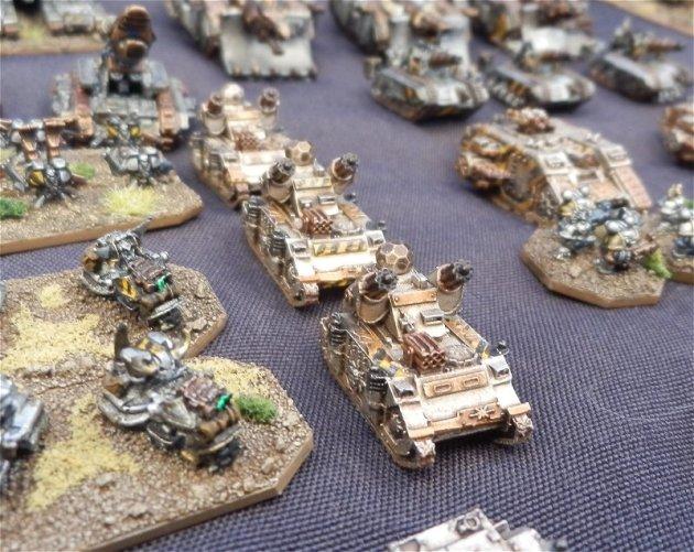 Epic Armageddon Iron Warriors 10