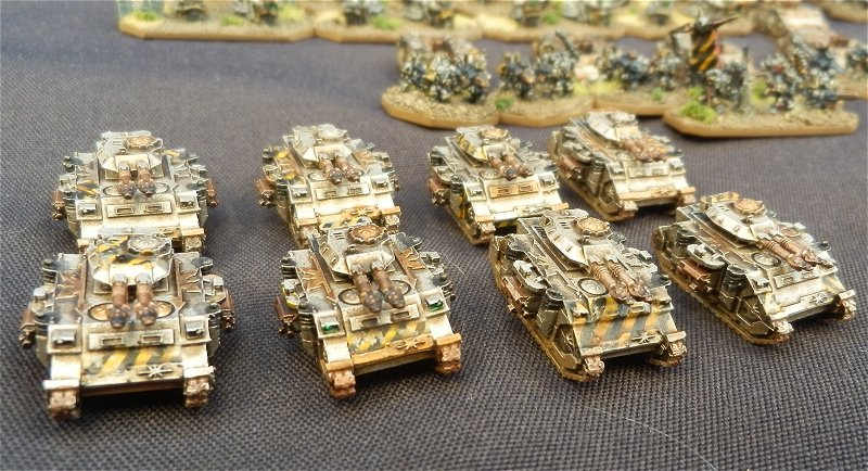 Tactical Command   View topic - Iron Warriors V3 1 (final