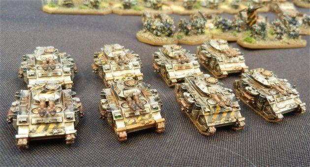 Epic Armageddon Iron Warriors 8