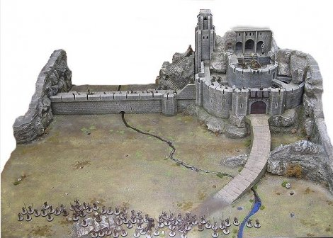 Lego Lord Of The Rings Battle Of Helm S Deep Game