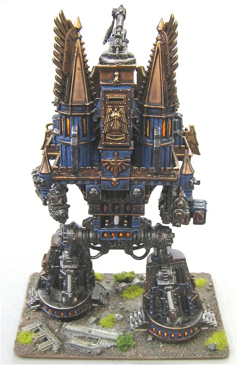 Loyal Titan Legions Onyx S Hobby Blog