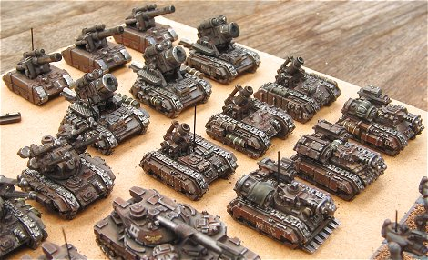 Imperial Guard Onyx S Hobby Blog