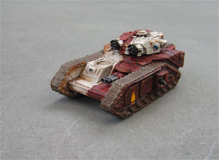 Epic scale (6mm) Super-heavy tank + transports & battletank