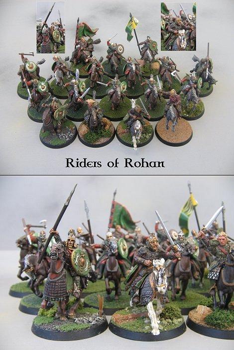 LotR Rohirrim1