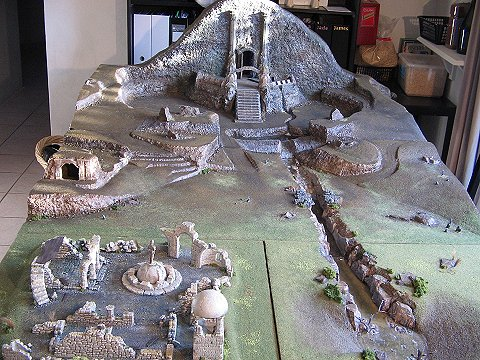 Different Types Of Painting >> Erebor (The Lonely Mountain) | Onyx's Hobby Blog