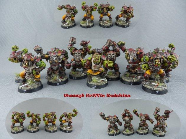 Redskinz Team pic 1