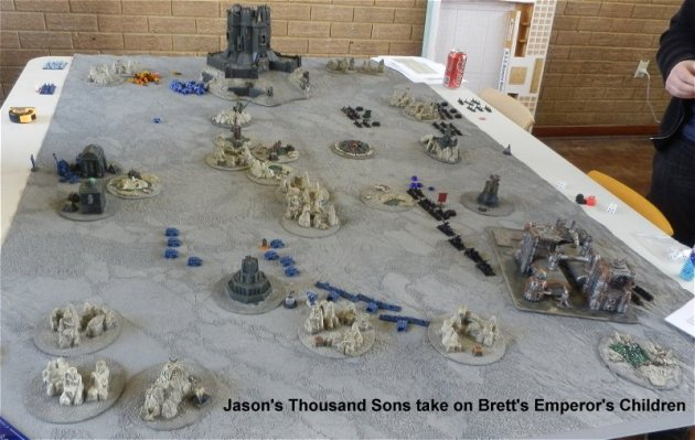 Week 1 Brett v Jason 1