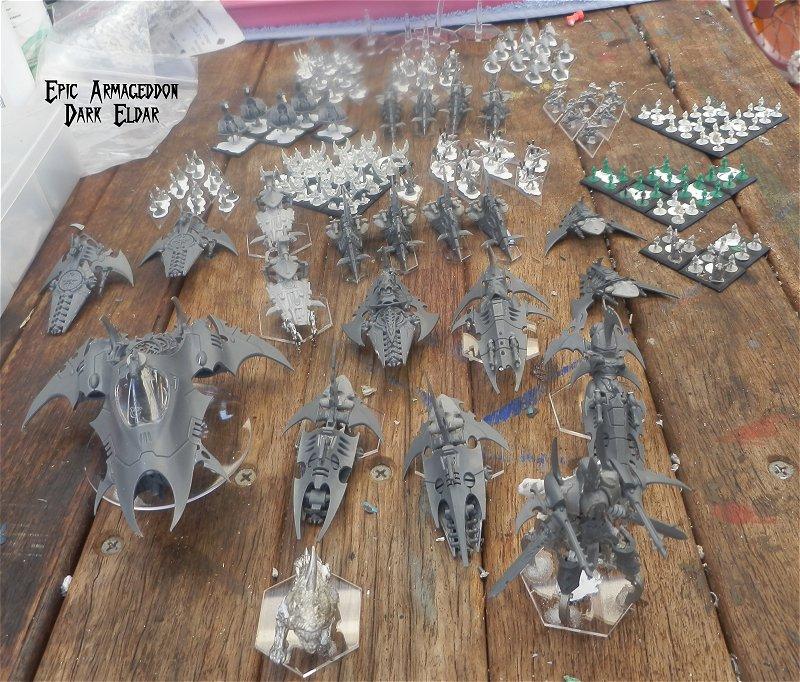 Dark Eldar   Onyx's Hobby Blog