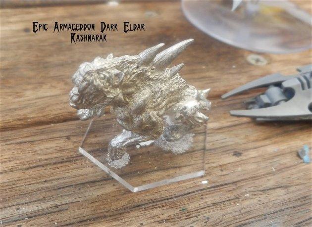 Dark Eldar - Epic Armageddon Kashnarak