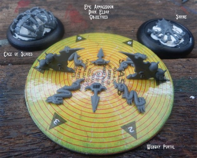 Dark Eldar - Epic Armageddon Objectives