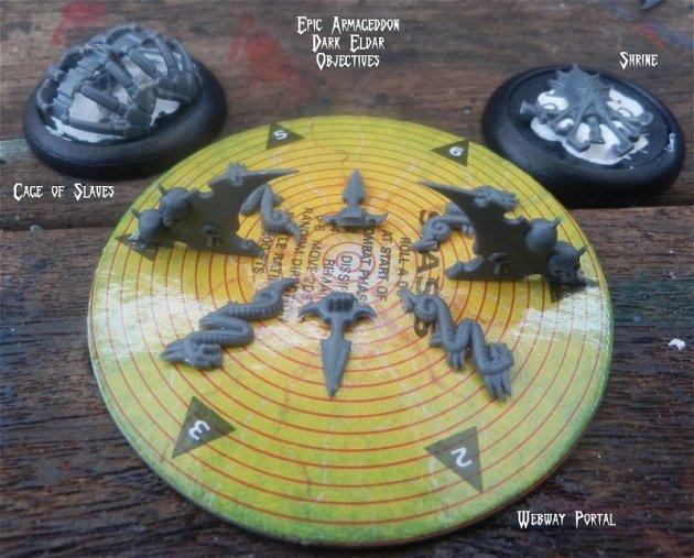 Dark Eldar - Epic Armageddon Objectives