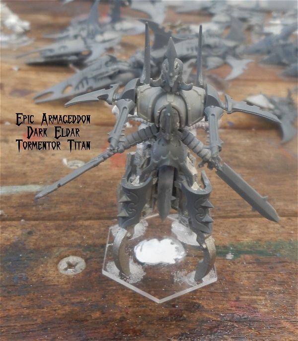 Dark Eldar - Epic Armageddon Tormentor