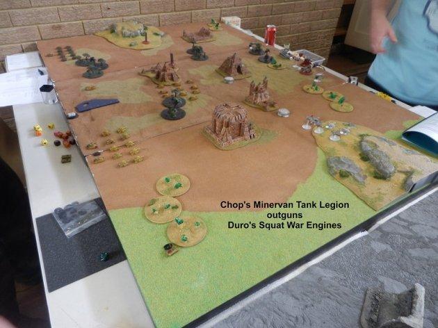 Chops v Duro 1