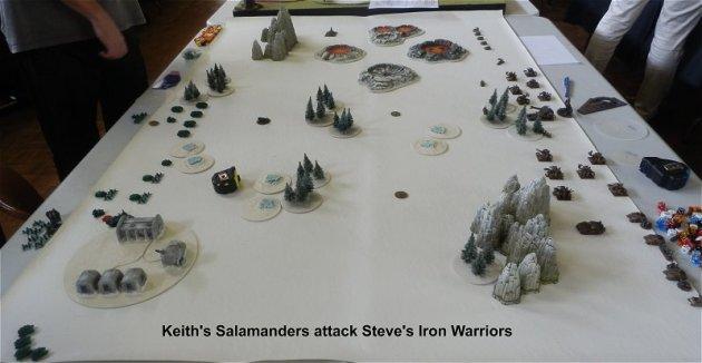 Keith v Steve 1