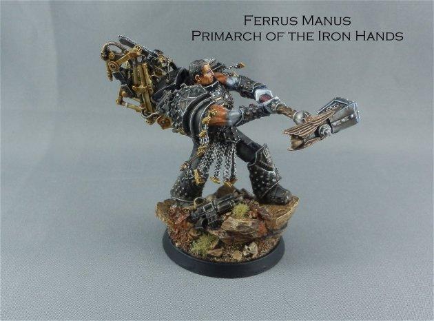 Ferrus Manus 1