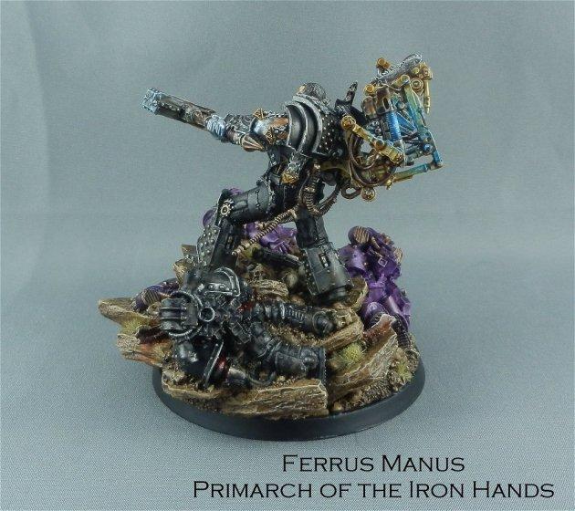 Ferrus Manus 2
