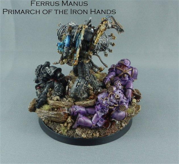 Ferrus Manus 3