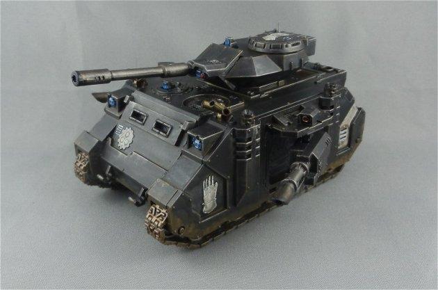 Iron Hands Predator 1