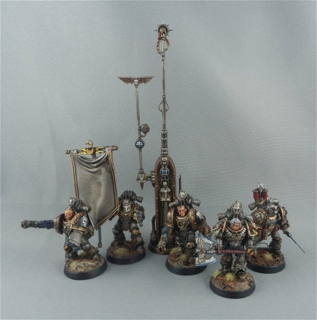 Command squad,champion,apoth 1