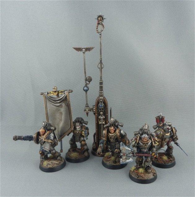 Command squad,champion,apoth 1