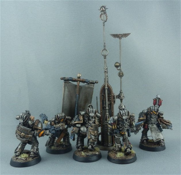 Command squad,champion,apoth 2
