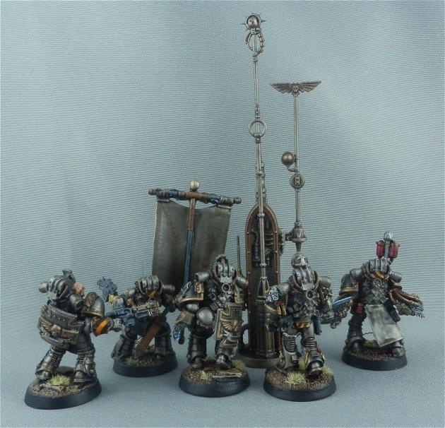 Command squad,champion,apoth 2