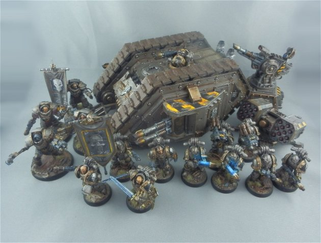 Heresy Iron Warriors 1