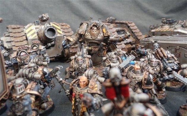 Heresy Iron Warriors 10