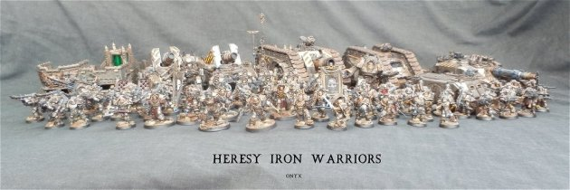 Heresy Iron Warriors 2