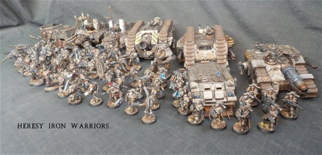 Heresy Iron Warriors 4