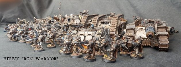Heresy Iron Warriors 5