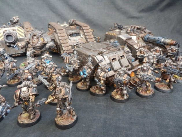 Heresy Iron Warriors 7