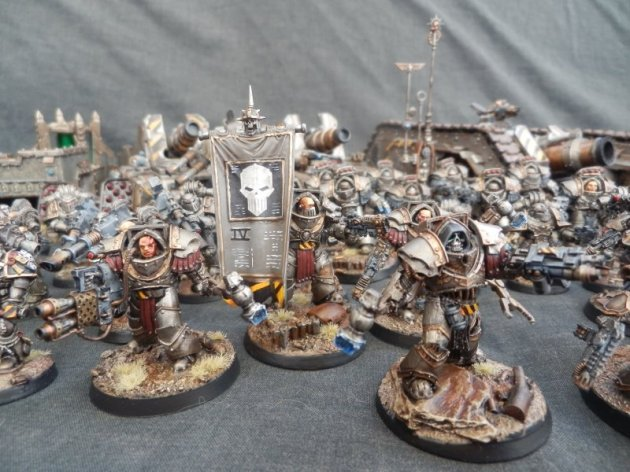 Heresy Iron Warriors 8