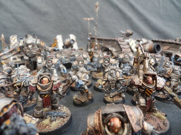 Heresy Iron Warriors 9