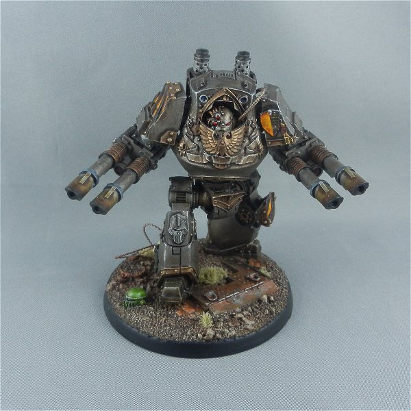 Iron Warrior Contemptor Dreadnoughts 2