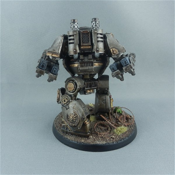 Iron Warrior Contemptor Dreadnoughts 3