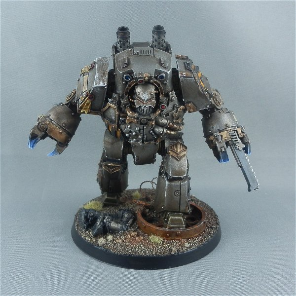 Iron Warrior Contemptor Dreadnoughts 5