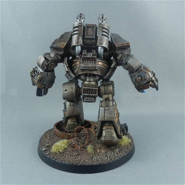 Iron Warrior Contemptor Dreadnoughts 6