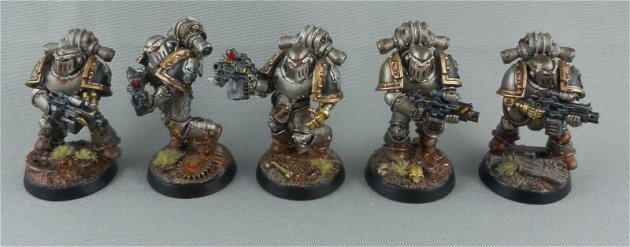 Iron Warrior Tactical Marines 1