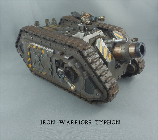 Iron Warrior Typhon 2
