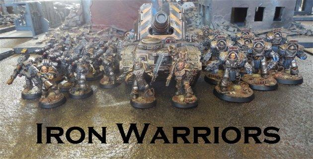 Iron Warriors 1