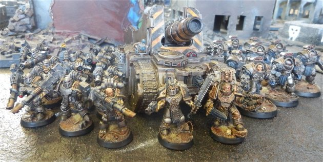 Iron Warriors 4