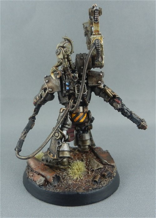 Iron Warriors Forge Lord 2