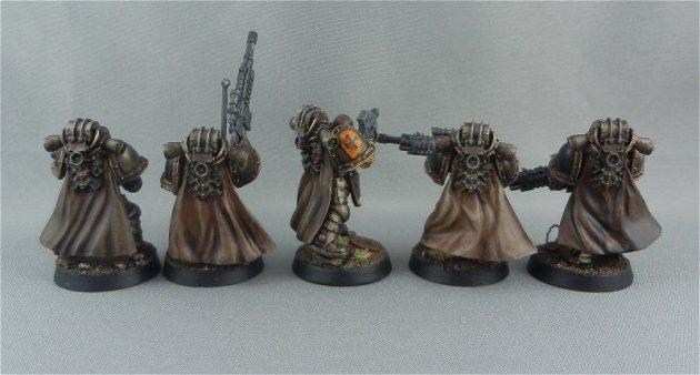 Iron Warriors recon squad 2