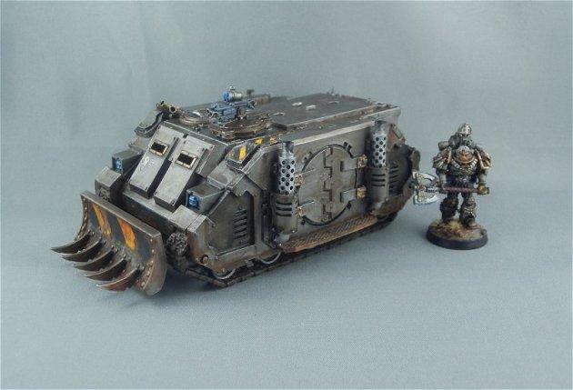 Iron Warriors Rhino 2