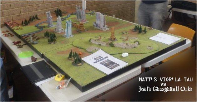 Joel v Matt 1